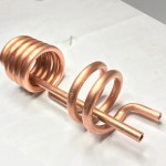 Copper pipe Φ8 t1