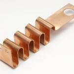 Copper plate material, w30 x t1 R4