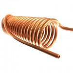 Copper pipe Φ12×t1mm