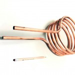 Copper pipe Φ12×t1