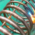 Copper Φ19×T 2 Brazing